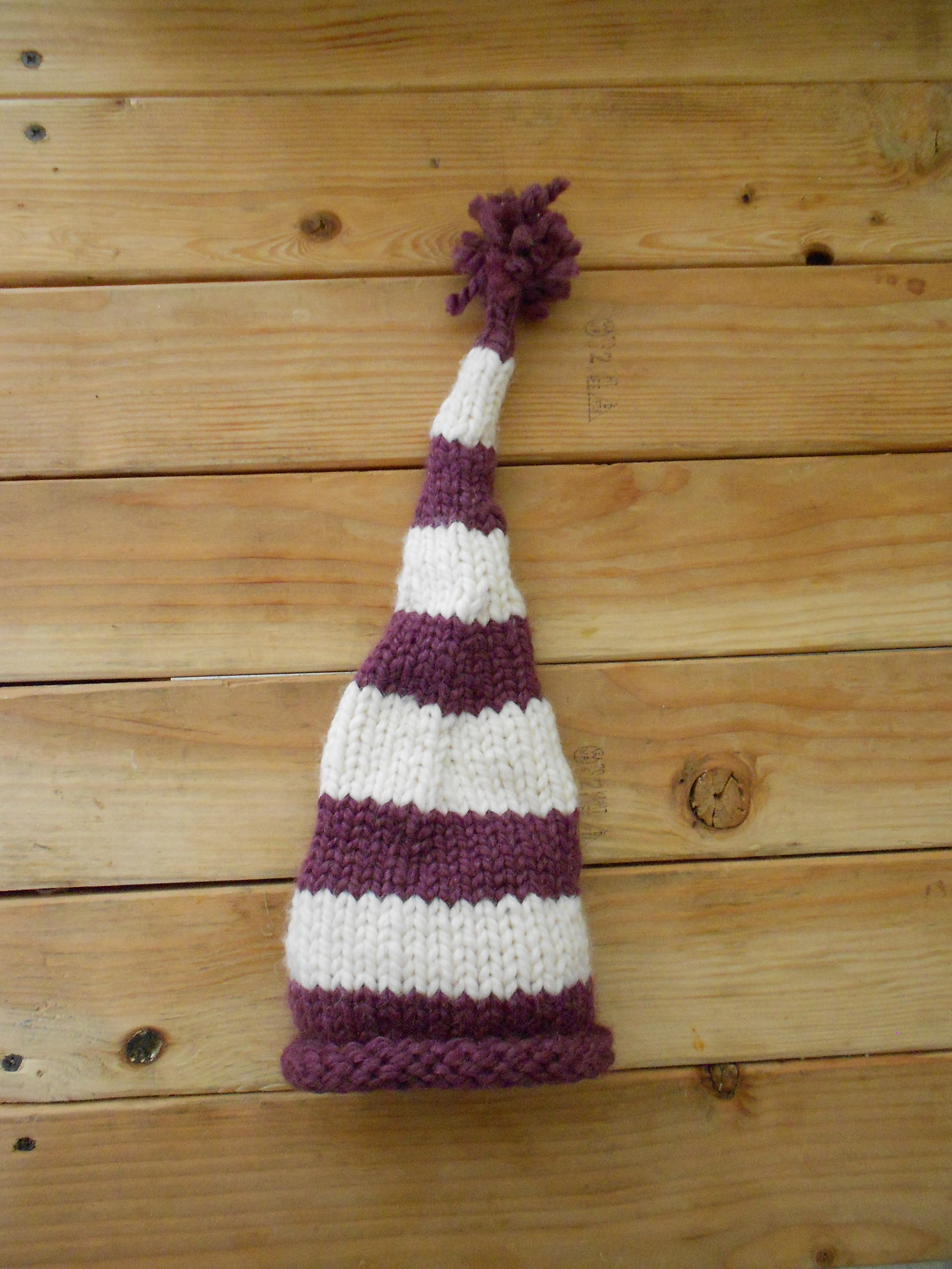 Knit Baby Hat Pattern | Well Tempered Designs